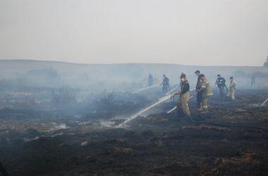 Возле Львова горит торф: какую опасность несут пожары
