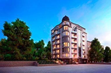 Как выглядит дом, в котором Лещенко купил элитное жилье