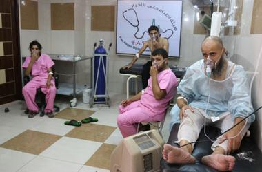 Сирийцев травят хлором: что происходит в Алеппо