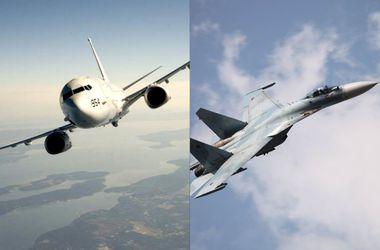 Над Черным морем растет напряжение между ВВС России и США