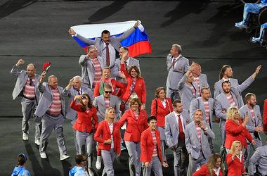 Международный паралимпийский комитет конфисковал у белоруса флаг России