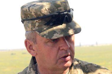 Муженко ответил на уголовное дело против него в РФ