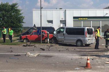 Во Львовской области произошло жестокое ДТП