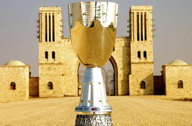 Матч за Суперкубок Италии пройдет в Катаре