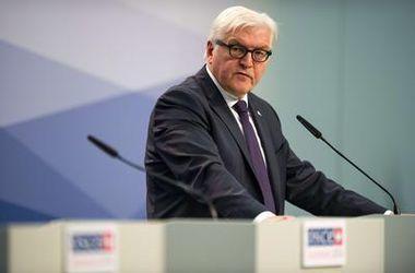 Главы МИД Германии и Франции посетят Киев 14-15 сентября