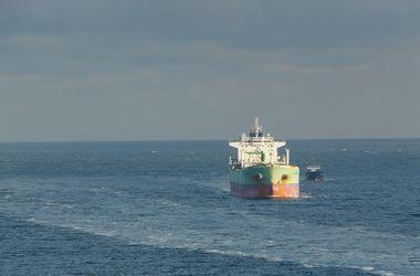 В водах Японии взорвался корейский танкер, есть жертвы