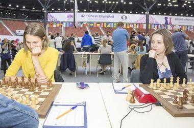 Шахматная Олимпиада: мужчины обыграли Грузию, женщины сыграли в ничью с Венгрией