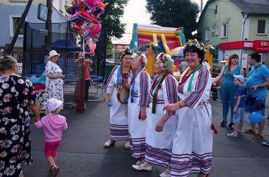 В Житомирской области прошел вкусный фестиваль