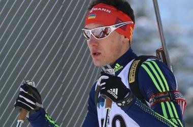 Украинский биатлонист, попавшийся на допинге, избежал дисквалификации