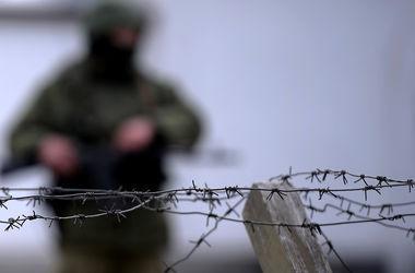 Украина проводит военные учения на админгранице с Крымом