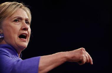 Клинтон обвинила Россию во вмешательстве в американские выборы