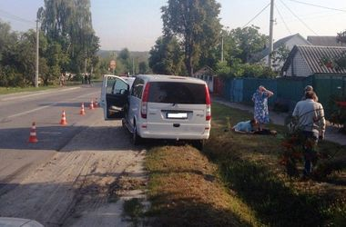 Под Киевом в ДТП погибла девочка