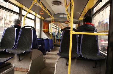 В Киеве общественный транспорт изменит работу из-за футбола