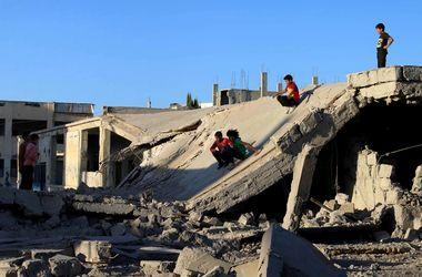 В Сирии сегодня вступило в силу перемирие
