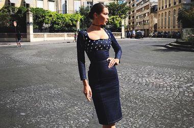 19-летняя модель Белла Хадид снялась голой для мужского журнала (фото)