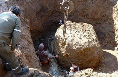 В Аргентине найден метеорит весом более 30 тонн
