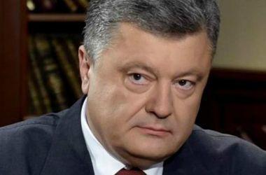 Фото Освобождение оккупированного Донбасса и Крыма должно происходить политико-дипломатическим путем - Порошенко
