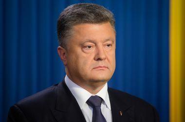 Порошенко анонсировал проведение заседания СНБО, посвященного санкциям против юр- и физлиц РФ