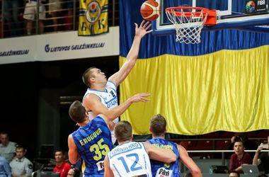 Сборная Украины разгромила Косово в отборе на Евробаскет-2017