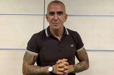 Известного футболиста уволили с телеканала за татуировку в честь Муссолини
