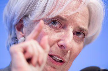 Глава МВФ призывает Украину к пенсионной реформе и взвешенной налоговой политике