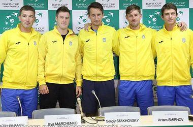 Кубок Дэвиса. Украина - Япония: Нисикори не поможет своей команде в первый день