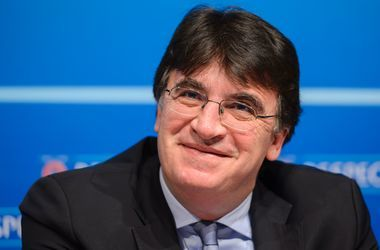 Теодоридис утвержден в должности генерального секретаря УЕФА