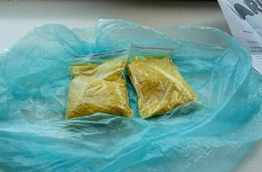 В Киеве наркокурьеры рассылали амфетамин по почте