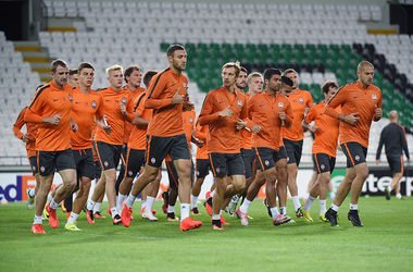 """""""Шахтер"""" - единственная оранжево-черная команда Лиги Европы"""