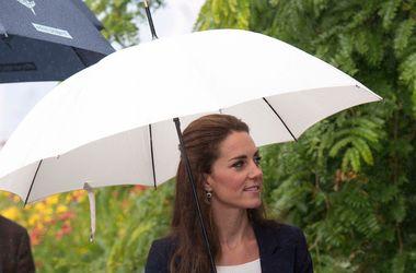 Кейт Миддлтон назвали самой влиятельной иконой стиля в Британии
