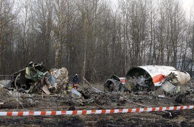 В Польше обнаружили новые данные по катастрофе Ту-154 под Смоленском