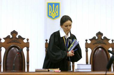 Высший совет юстиции рекомендует президенту уволить судью Царевич за нарушение присяги