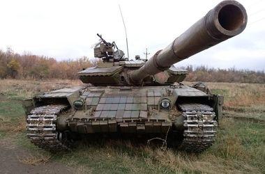 В России во время учений утонул танк