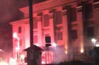 В Киеве атаковали российское посольство - СМИ