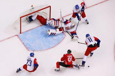 Сборная Канады разгромила Чехию на Кубке мира по хоккею