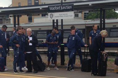 Жозе Моуринью жестоко наказал игроков за поражение - отправил домой пассажирским поездом