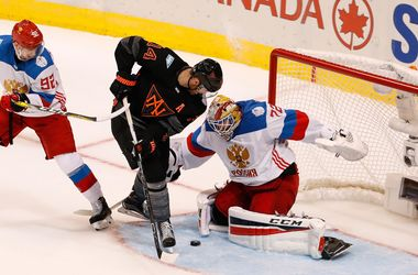 Сборная России одержала победу над командой молодых звезд Северной Америки