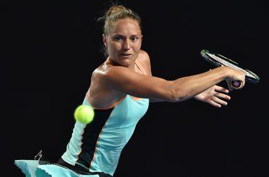 Катерина Бондаренко проиграла на старте турнира в Токио