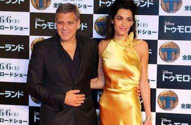 Джордж Клуни боится за безопасность своей жены