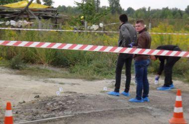 Под Киевом возле коттеджного городка убили мужчину