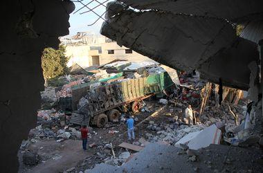 Перемирие в Сирии закончилось