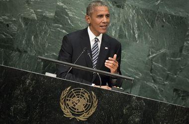 Обама на заседании Генассамблеи ООН: Мы видим попытки России силой восстановить былую славу