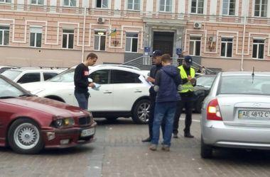 ДТП в центре Киева парализовало движение
