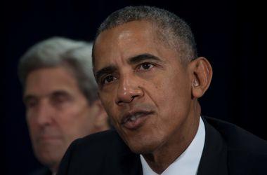 Обама побеседовал с Порошенко за ланчем в ООН