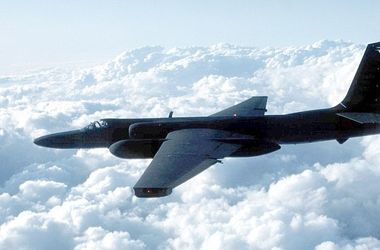 В Калифорнии разбился самолет-разведчик U-2