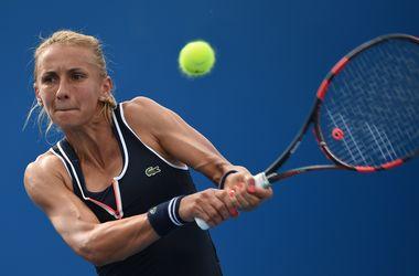 Леся Цуренко вышла в четвертьфинал турнира в Гуанчжоу
