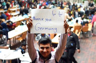 Германия потратила на беженцев больше $2 миллиардов