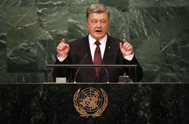 Украина в текущем году внесет на рассмотрение ГА ООН проект резолюции о нарушении прав человека в оккупированном Крыму - Порошенко