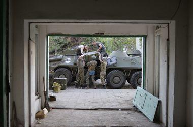Марчук: У той стороны нет желания начинать отвод войск и вооружений