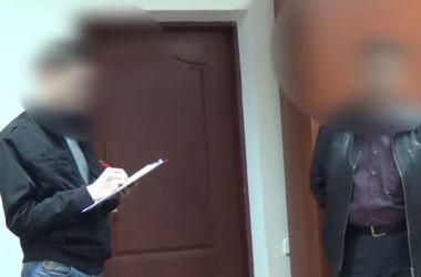 ГПУ обнародовала видео по делу подозреваемого в вымогательстве полмиллиона долларов члена ВСЮ